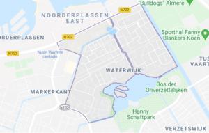 slotenmaker waterwijk